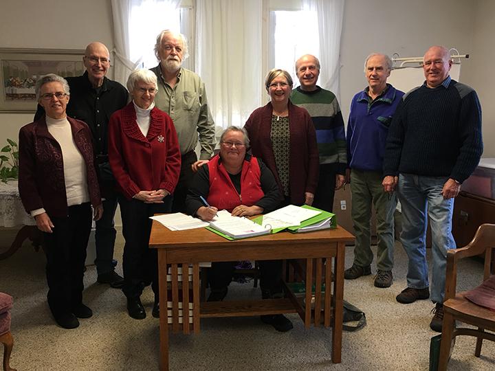 2017 Manna Board of Directors