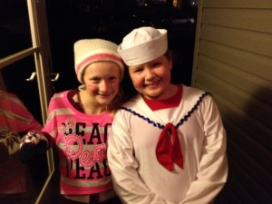 Abby & Rachael