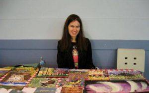 Artist Alina Preston