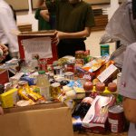 The Fall Food Drive is the largest foodraiser of the year for Manna