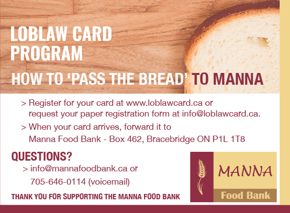 "How to ""Pass the Bread"" to Manna"