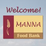 Image: Welcome to the Manna website