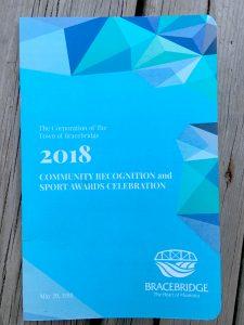 2018 Community Recognition & Sports Awards Celebration